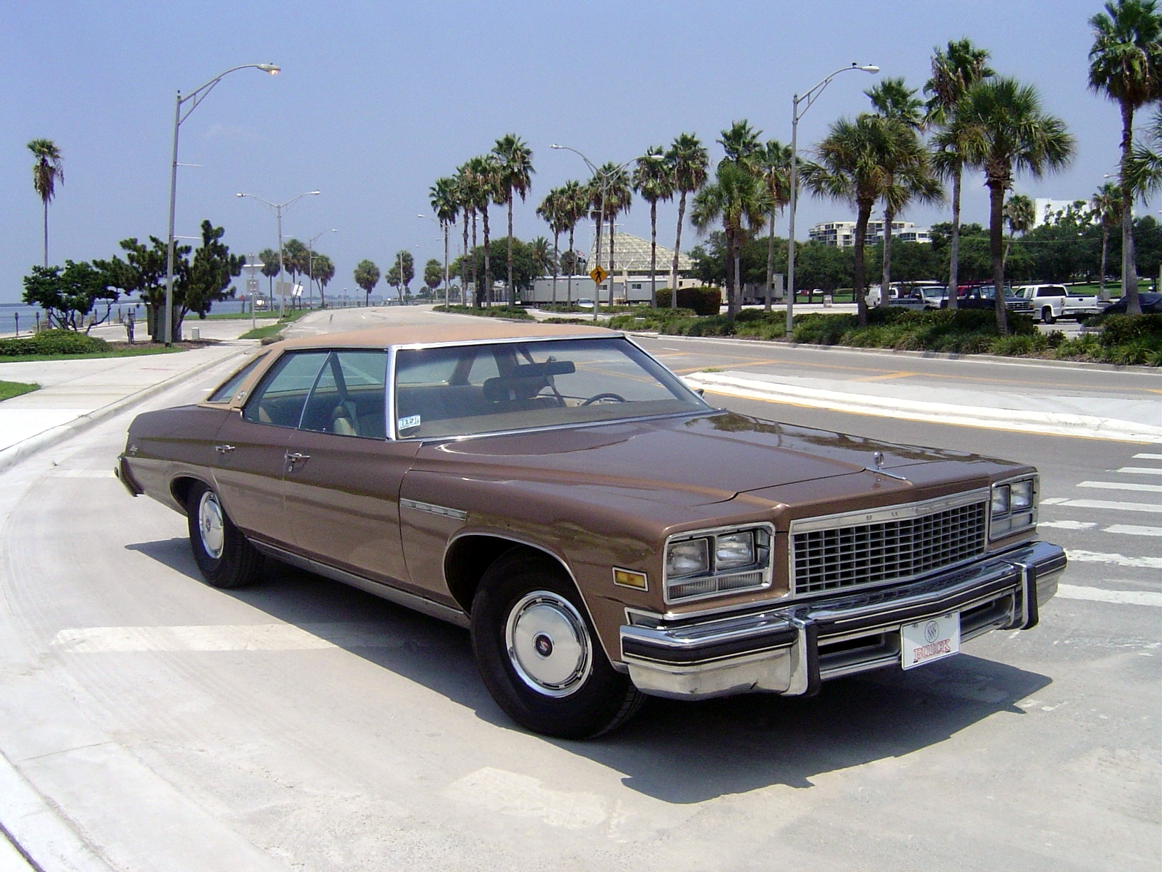 1976 Buick Lesabre Information And Photos Momentcar