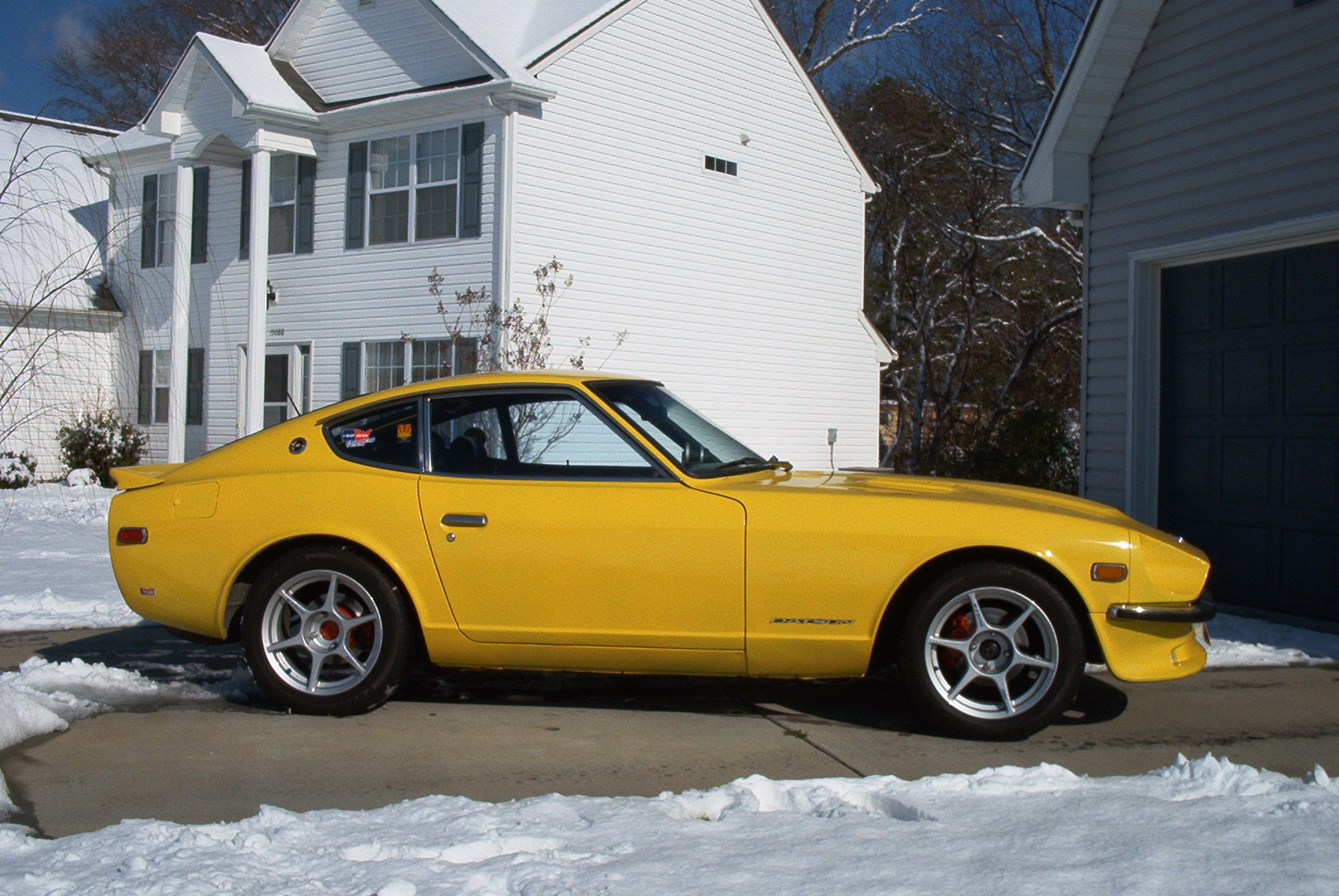 1977 Datsun 280z - Information And Photos