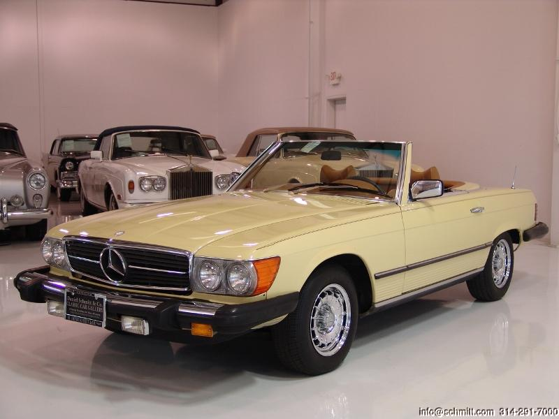 1977 mercedes benz 450sl information and photos momentcar for Mercedes benz cars com