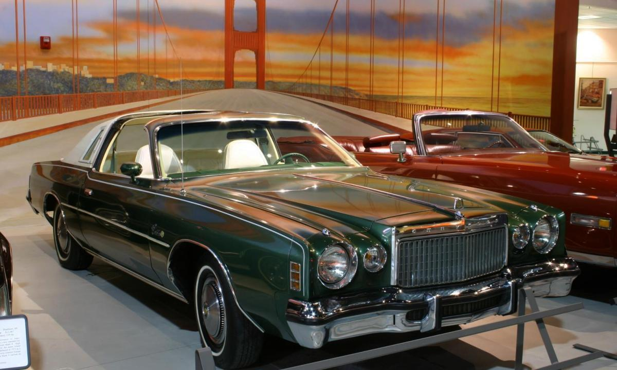 Chrysler Cordoba #1