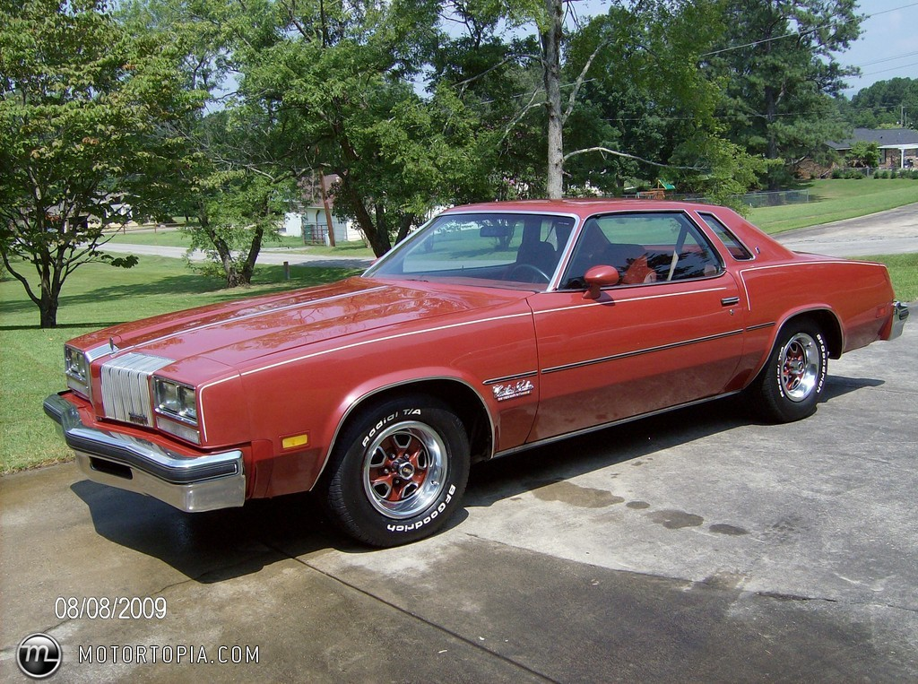 1977 oldsmobile cutlass information and photos momentcar for 1977 oldsmobile cutlass salon