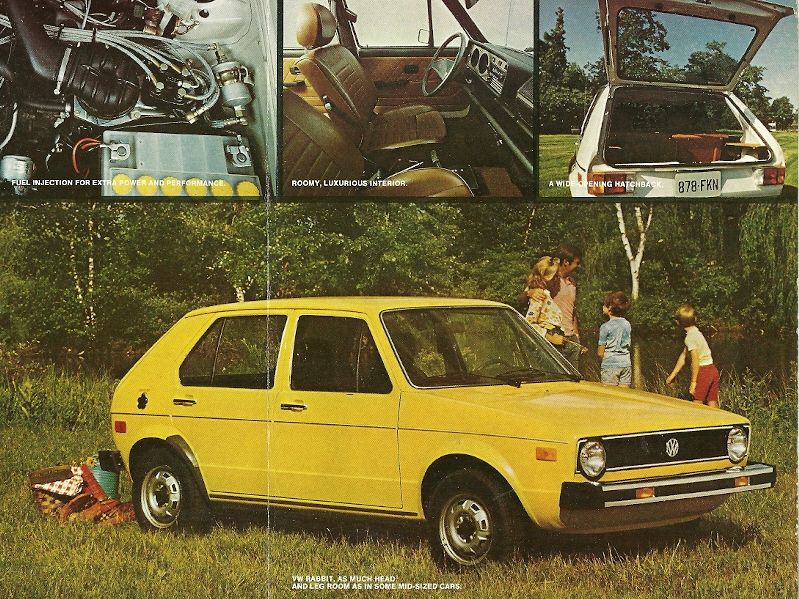 1977 Volkswagen Rabbit Information And Photos Momentcar