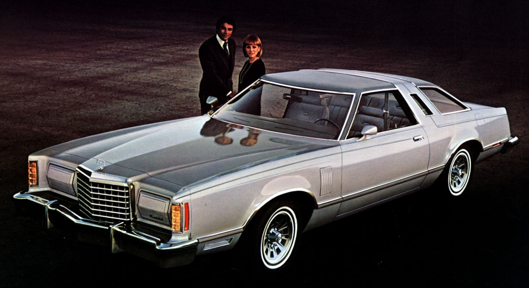 1977 Ford Thunderbird Information And Photos Momentcar