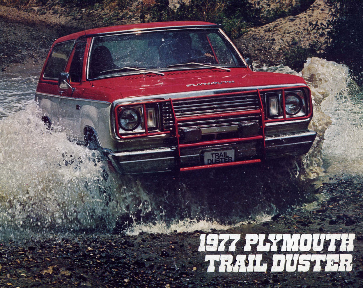 1977 Trail Duster #11