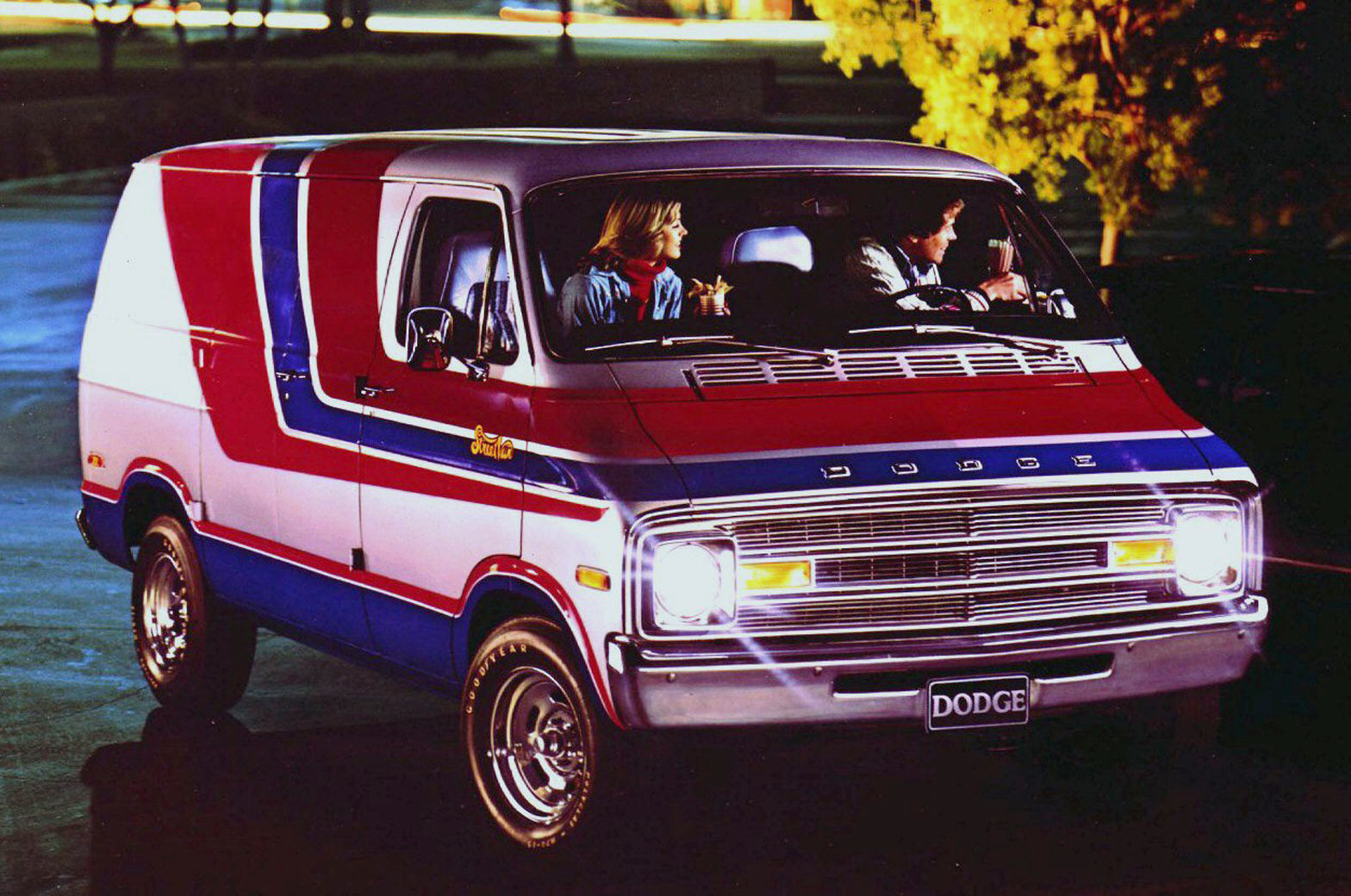 1977 Plymouth Van Information And Photos Momentcar
