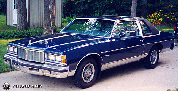 1978 pontiac bonneville information and photos momentcar. Black Bedroom Furniture Sets. Home Design Ideas
