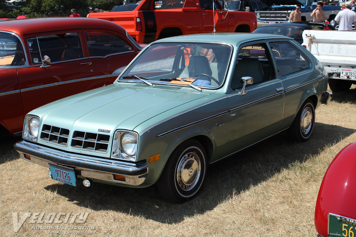 1978 Chevrolet Chevette Information And Photos Momentcar