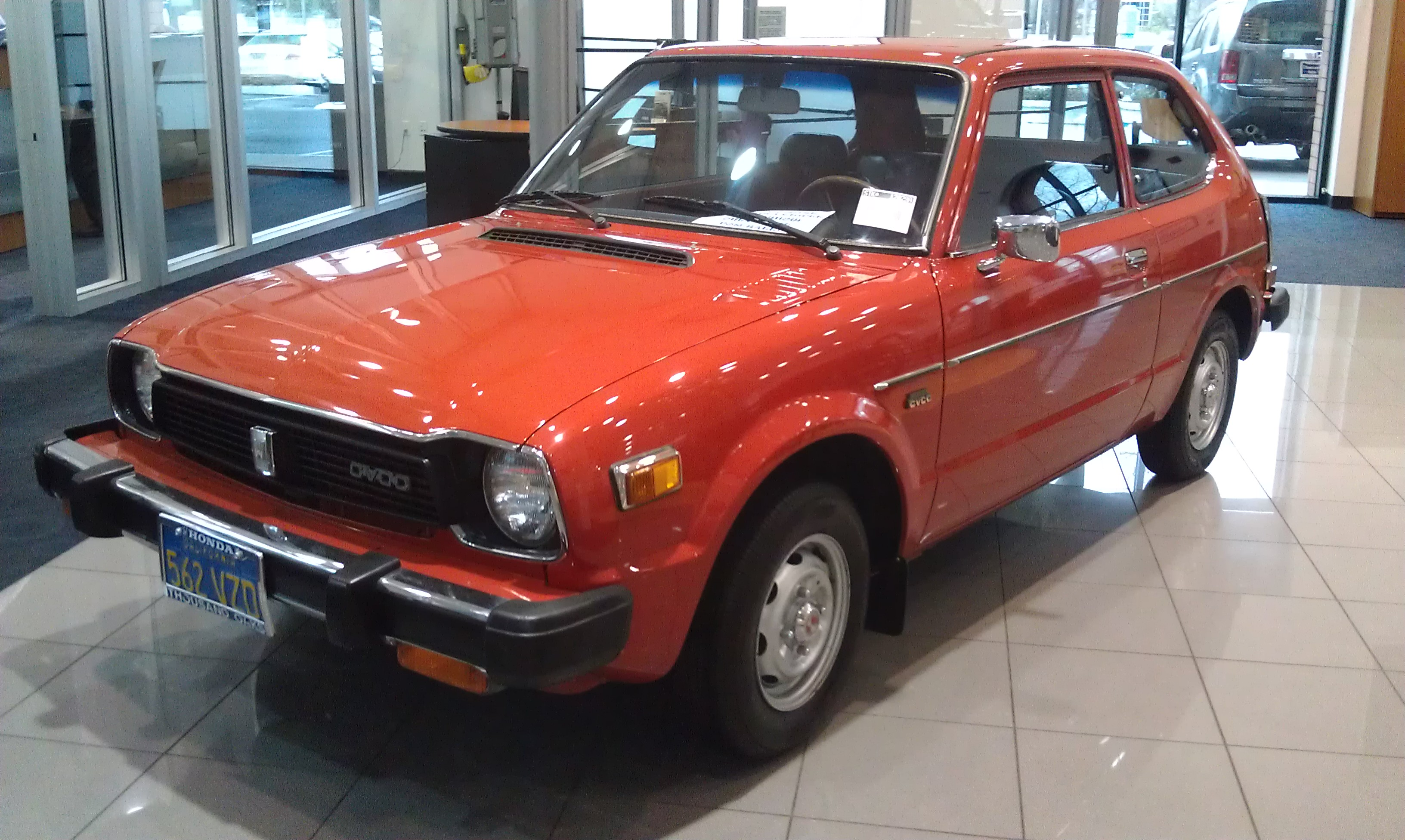 1978 honda civic information and photos momentcar