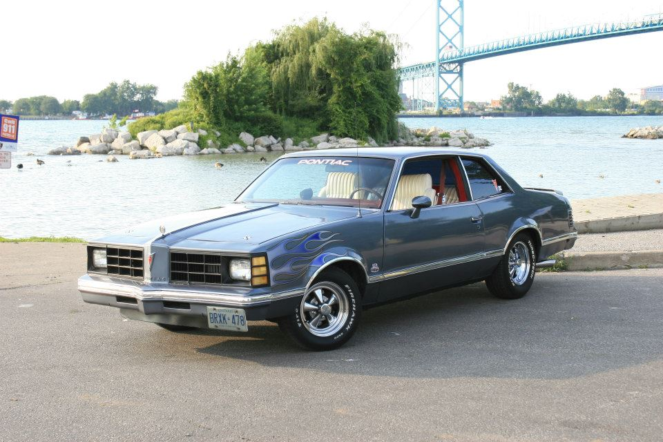 1978 Pontiac Lemans Information And Photos Momentcar