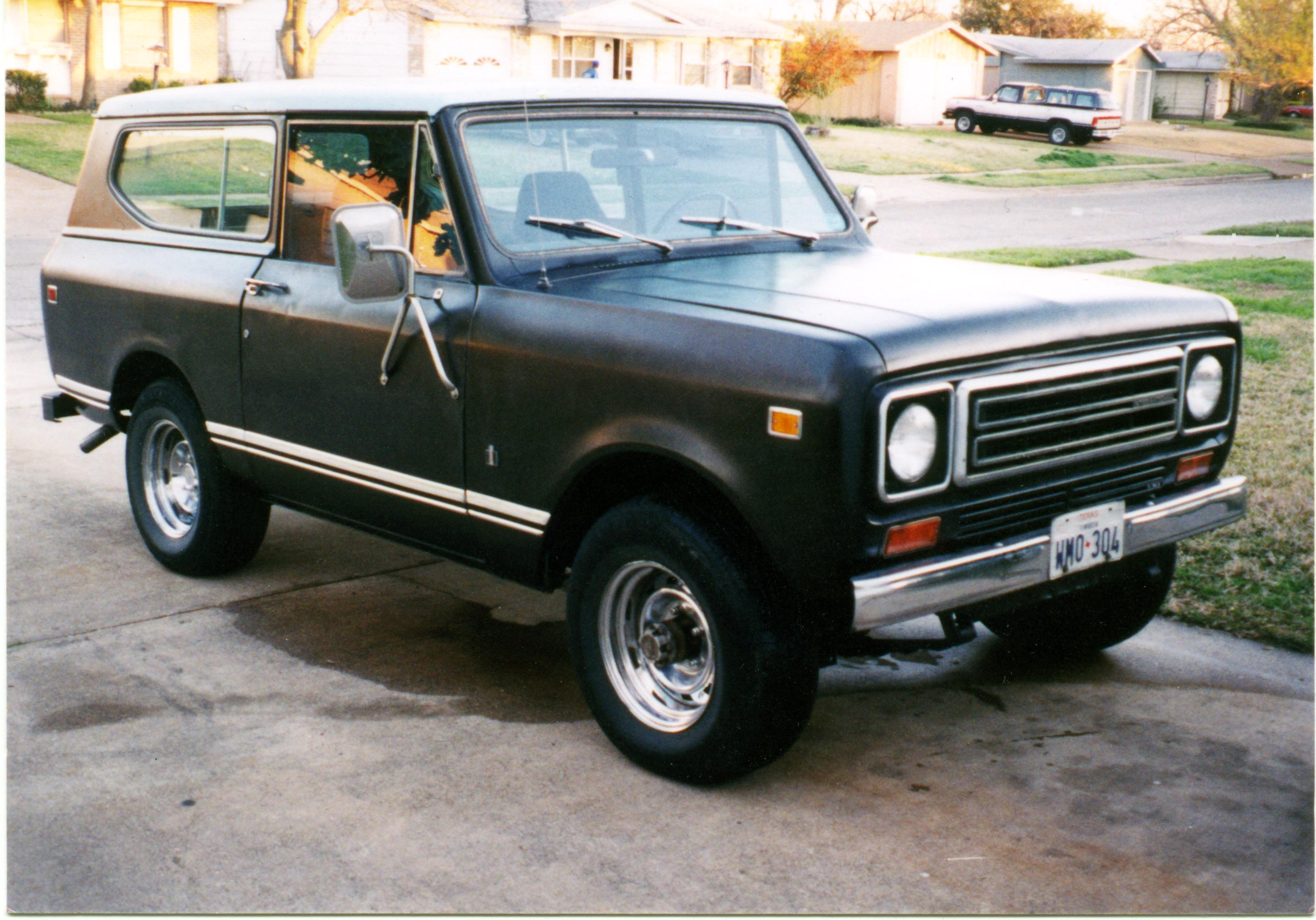 1978 Scout #2