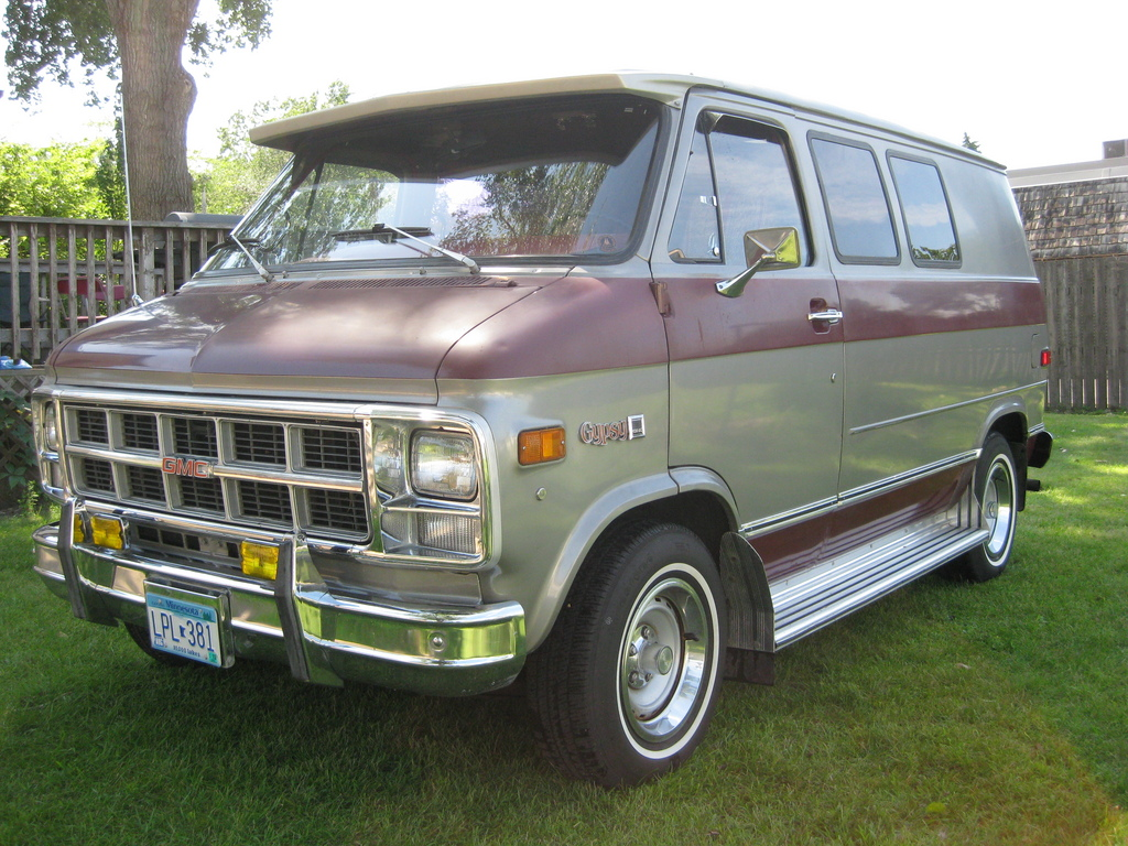 1978 gmc vandura information and photos momentcar. Black Bedroom Furniture Sets. Home Design Ideas