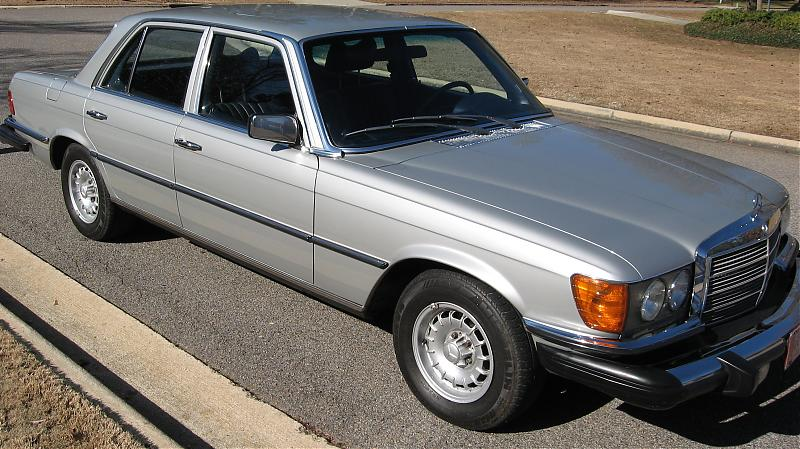 1979 MercedesBenz 300SD  Information and photos  MOMENTcar