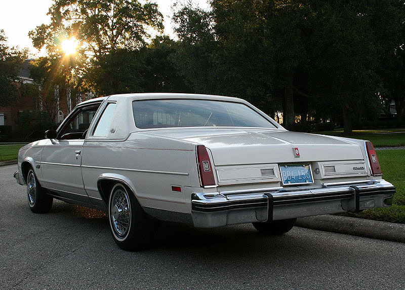 1979 Oldsmobile 98 Information And Photos Momentcar
