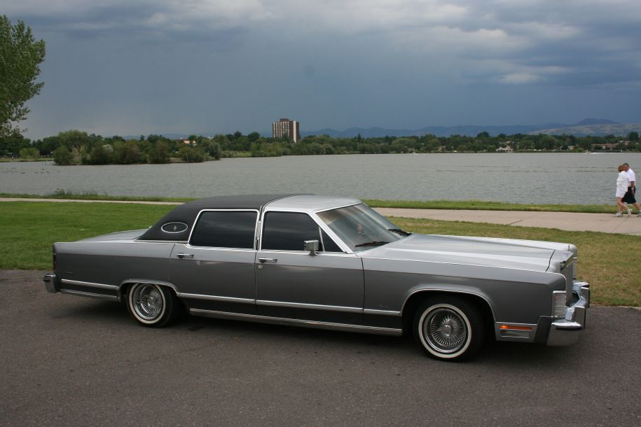 1979 Lincoln Continental - Information and photos - MOTcar