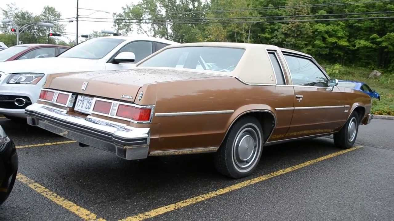 1979 Oldsmobile Delta 88 Information And Photos Momentcar