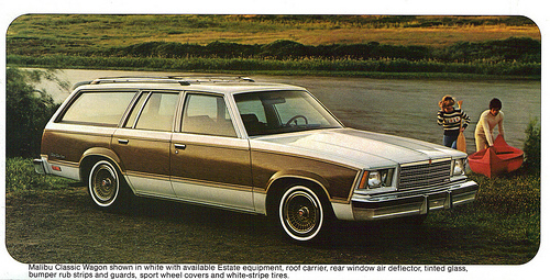 Buick Estate Wagon #1
