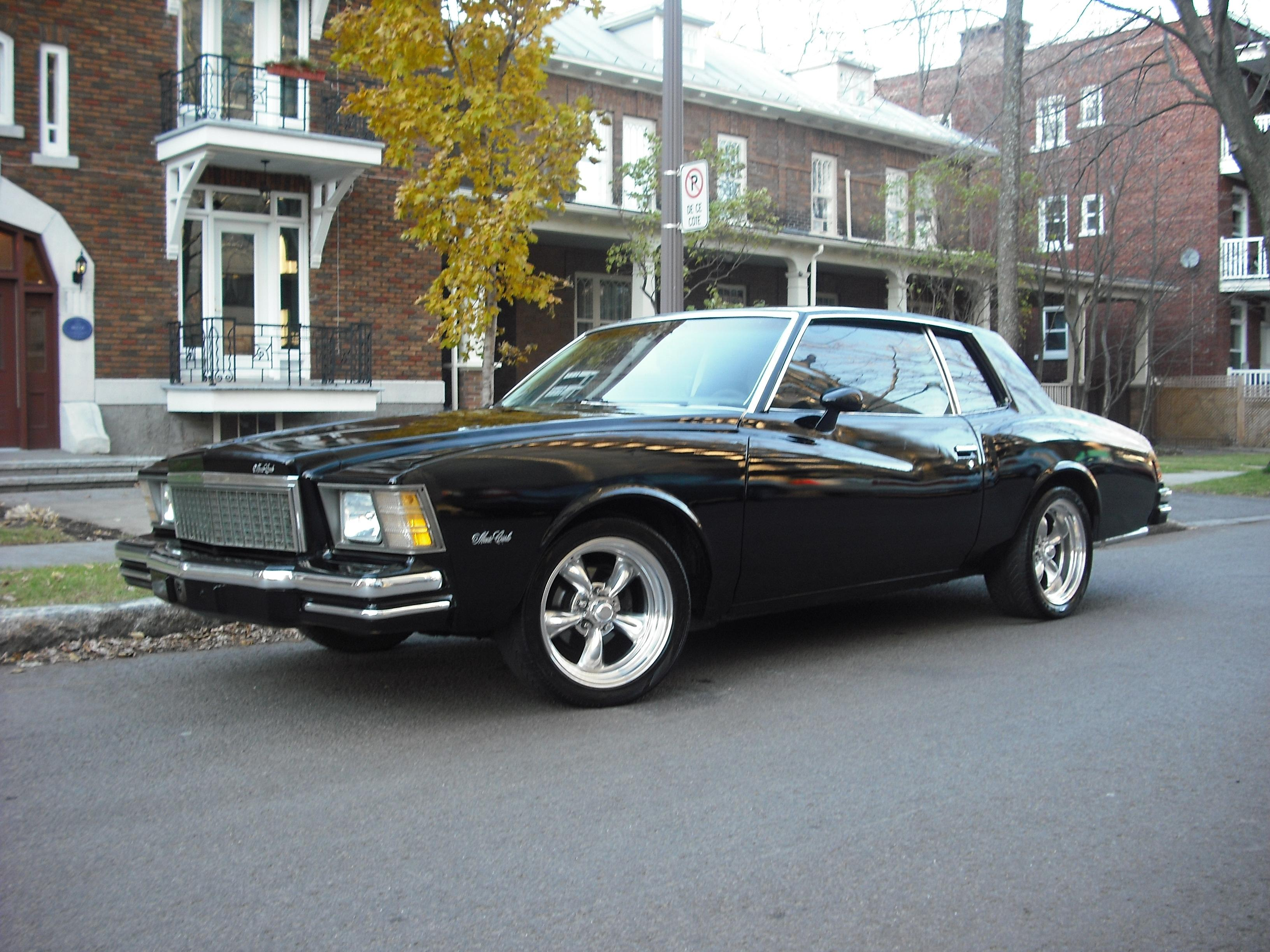 1979 Chevrolet Monte Carlo Information And Photos