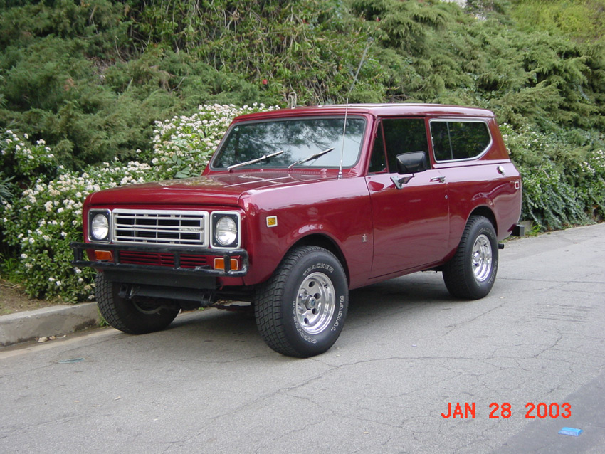 1979 Scout #1