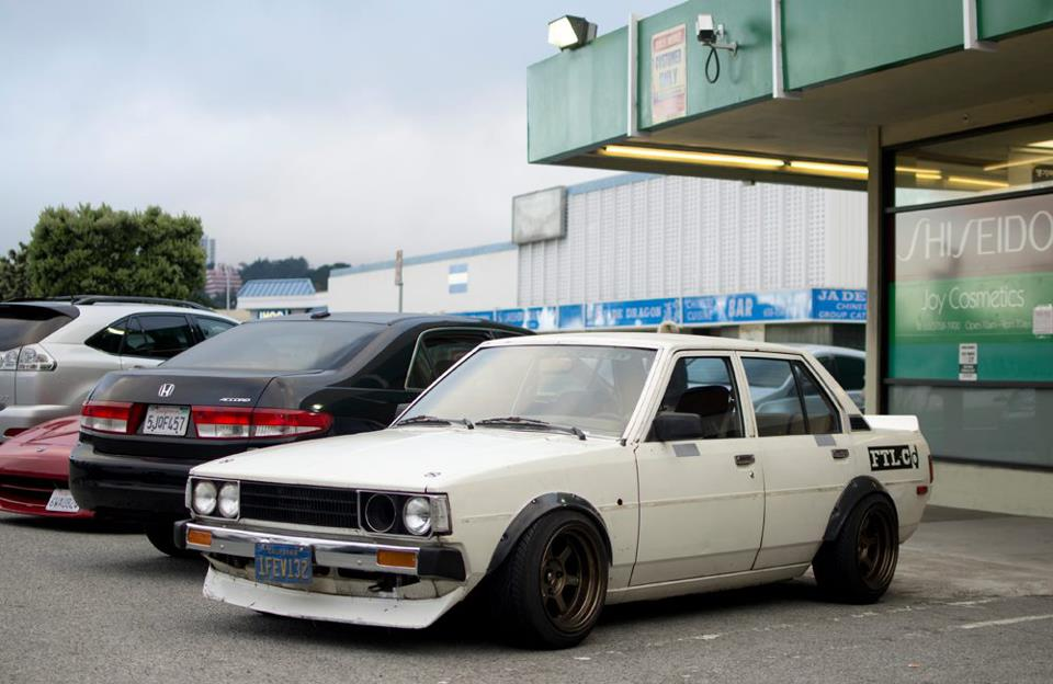 1980 Toyota Corolla Information And Photos Momentcar