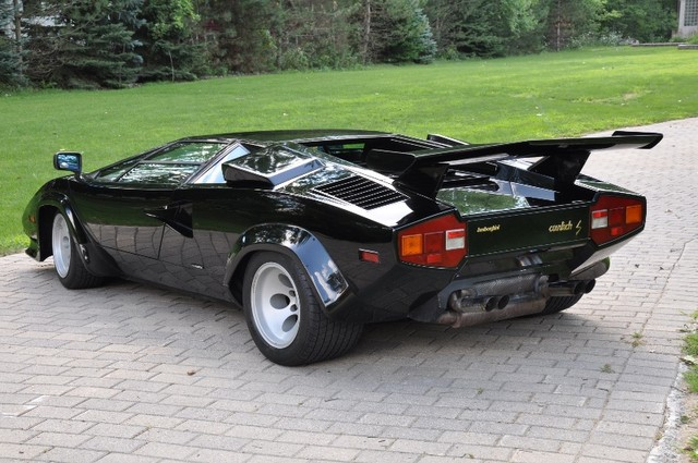 1980 Lamborghini Countach Information And Photos Momentcar