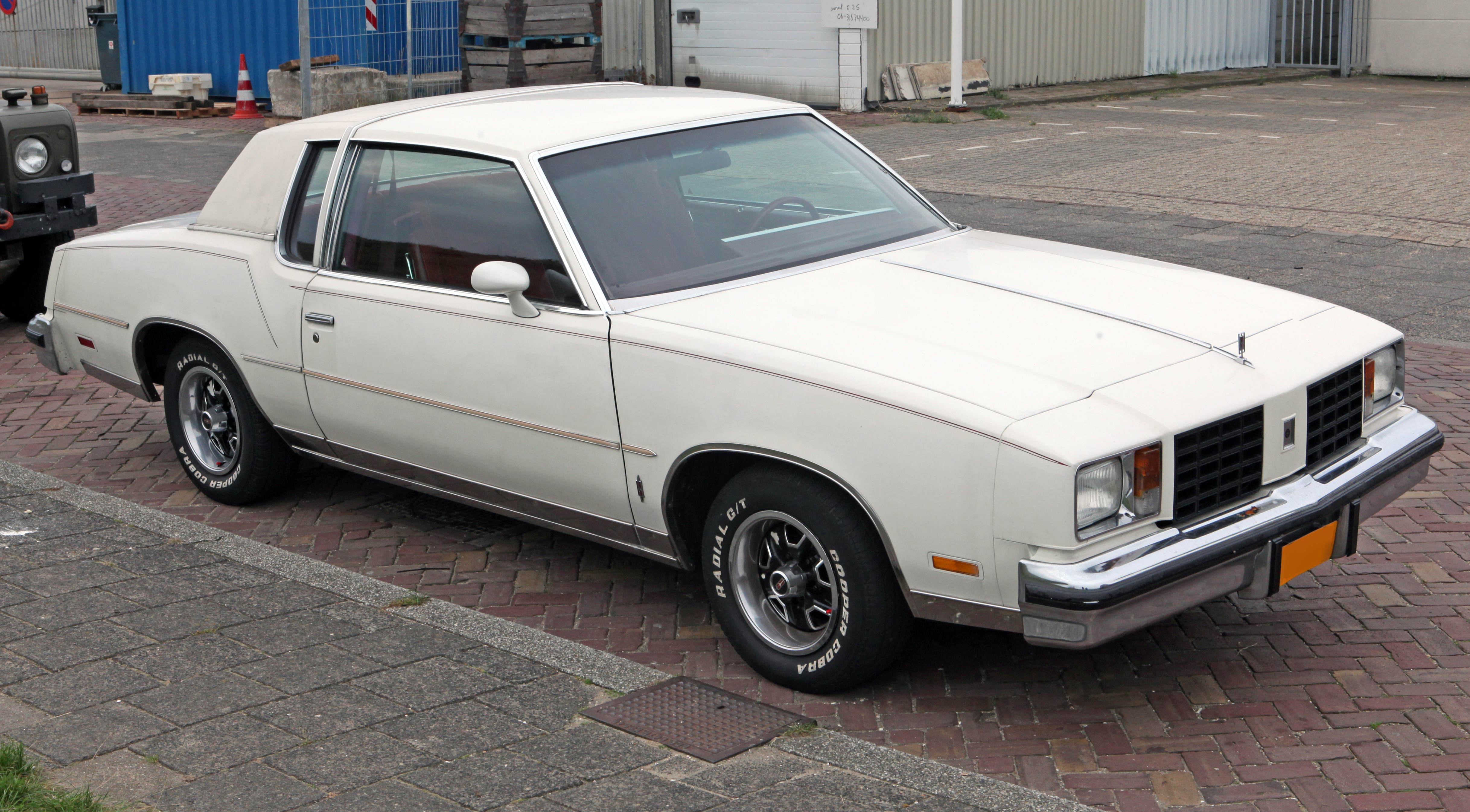 1980 Oldsmobile Cutlass - Information And Photos