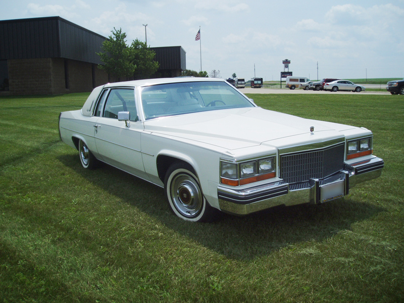 1980 Cadillac DeVille - Information and photos - MOTcar