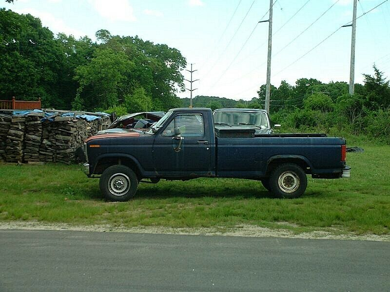 1980 Ford F250 Information And Photos Momentcar