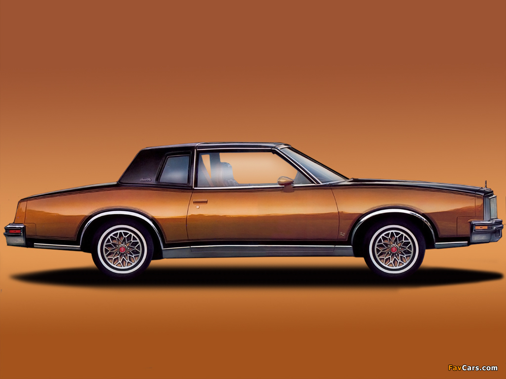 1980 Pontiac Grand Prix Information And Photos Momentcar