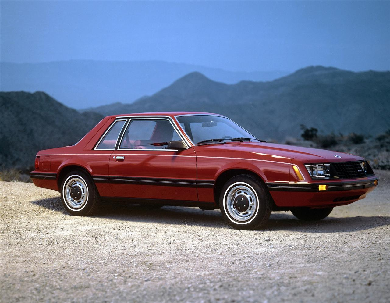 1980 Ford Mustang Information And Photos Momentcar