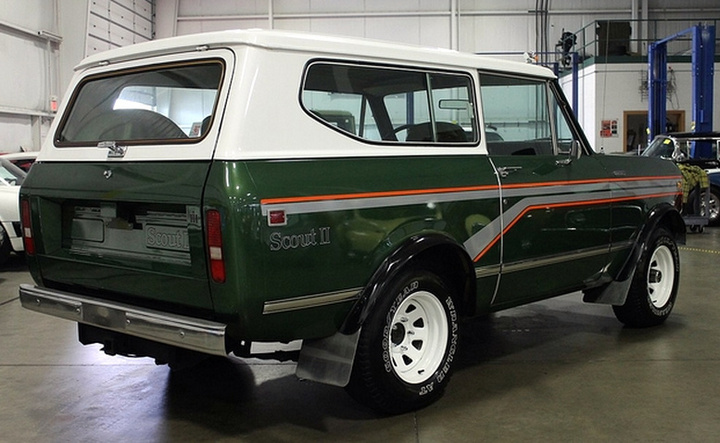 1980 Scout #7
