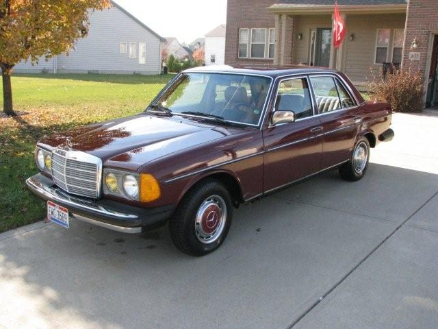 1981 mercedes benz 240d information and photos momentcar for Mercedes benz 240 d