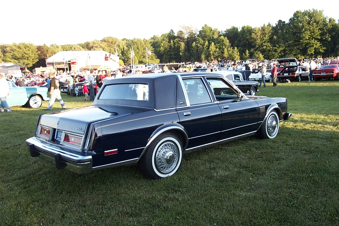 1981 Chrysler Lebaron Information And Photos Momentcar