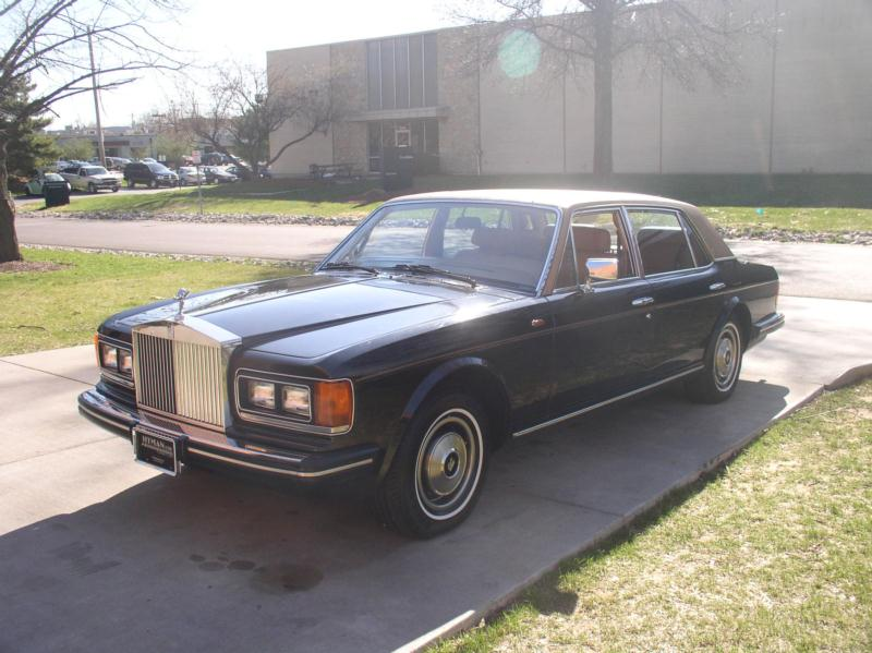 1981 Rolls-Royce Silver Spur - Information and photos - MOTcar