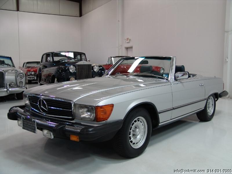 Mercedes-Benz 380SL #13