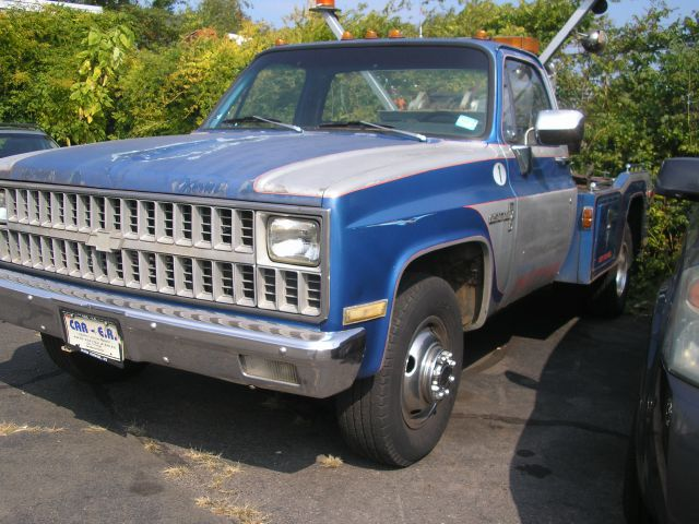 1982 Chevrolet C30/K30 - Information and photos - MOMENTcar