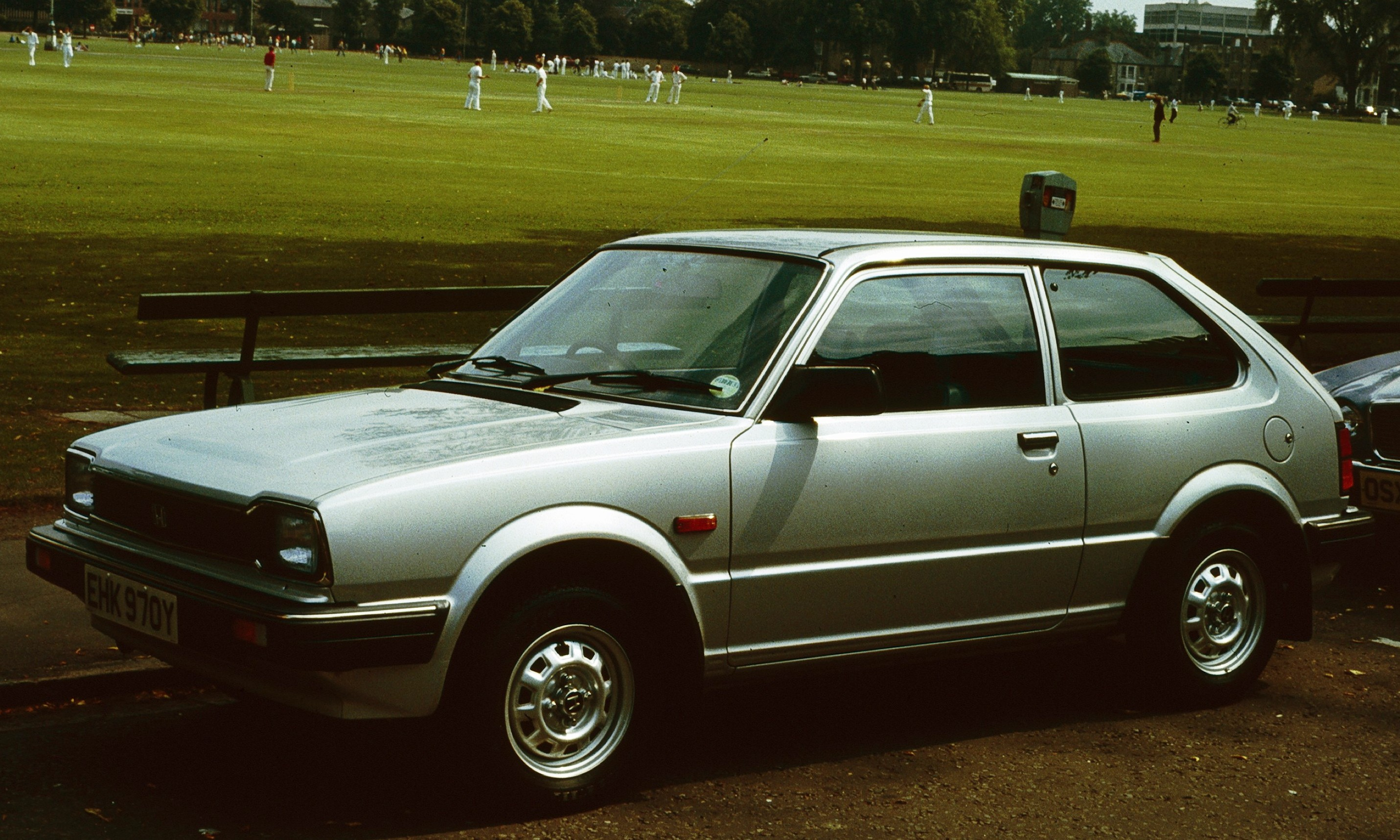 Honda Civic Pilot >> 1982 Honda Civic - Information and photos - MOMENTcar