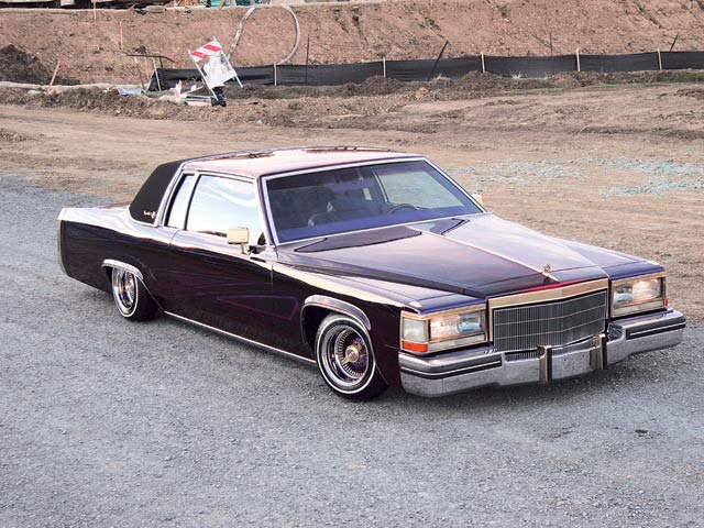 1982 Cadillac DeVille - Information and photos - MOTcar