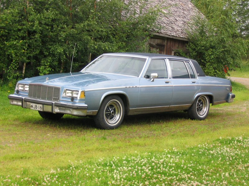 Electra on 1989 Buick Electra Park Avenue
