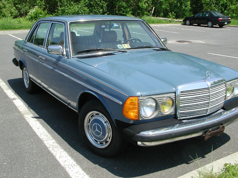 1983 mercedes benz 240d information and photos momentcar for Mercedes benz 240 d