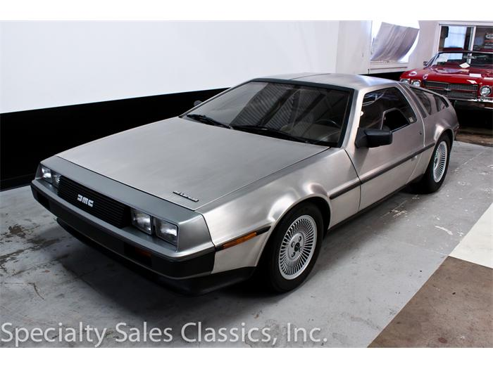 Delorean DMC-12 #1