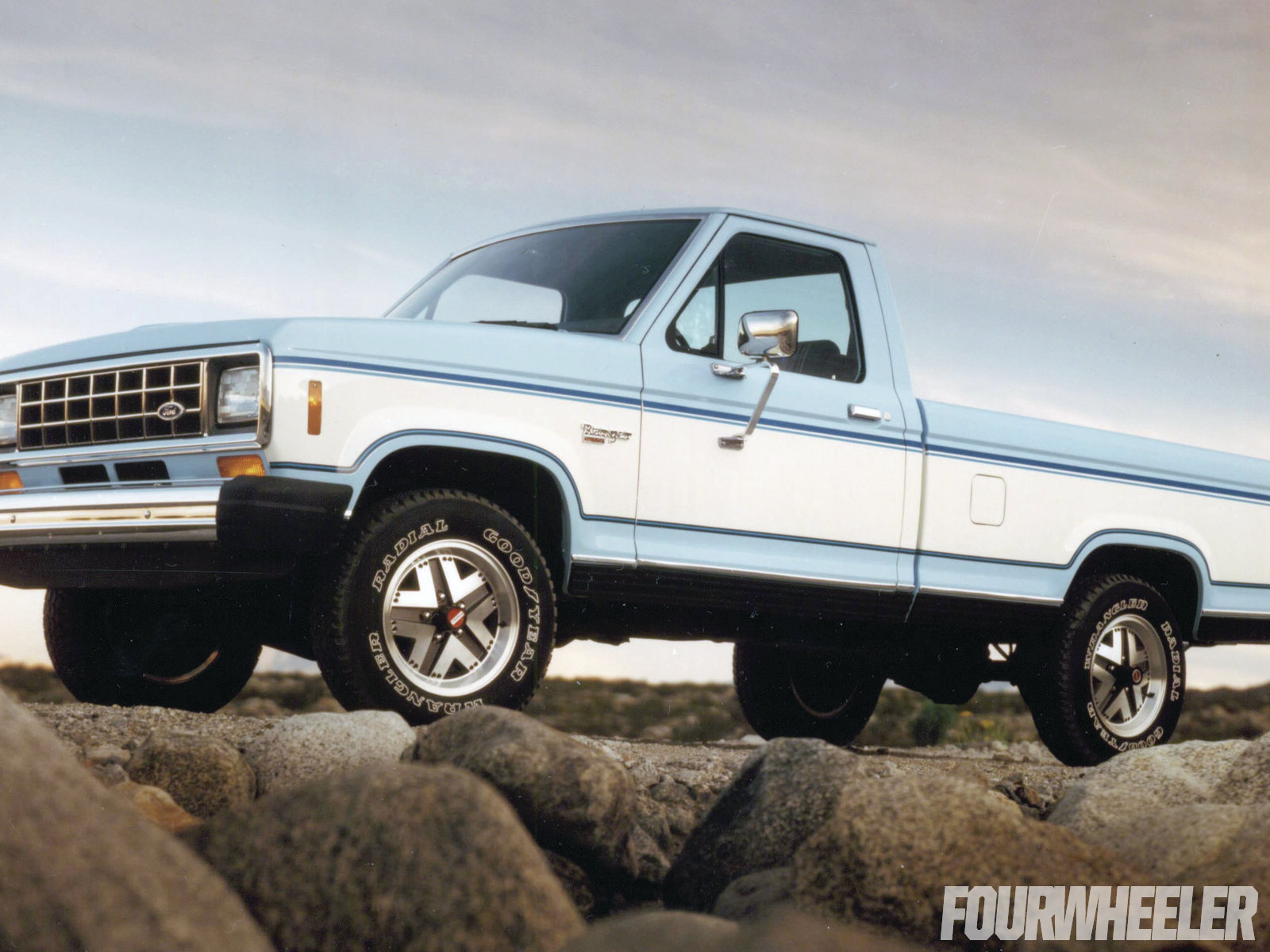 1983 Ford Ranger Information And Photos Momentcar