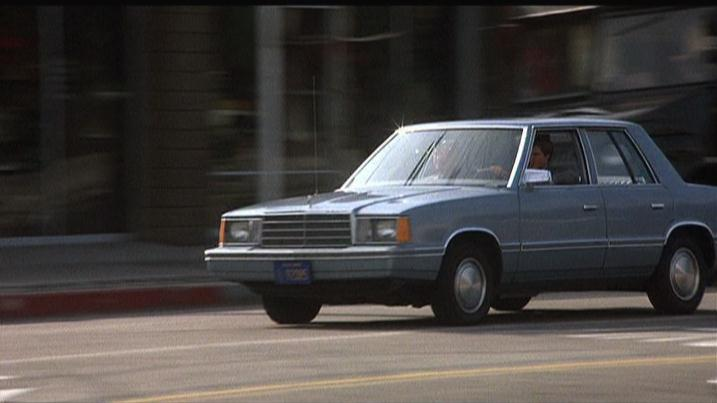 1983 Plymouth Reliant Information And Photos Momentcar