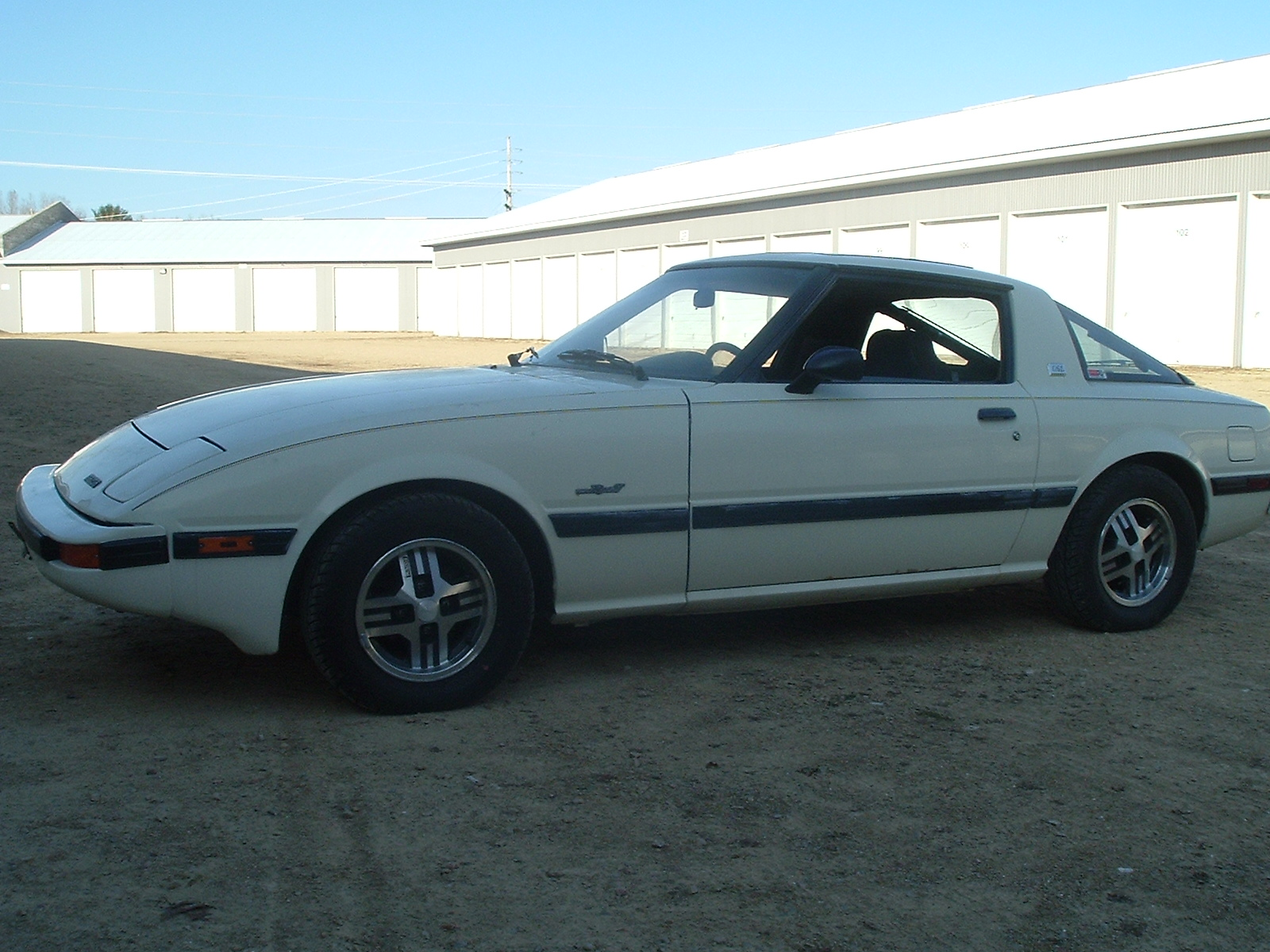 1983 Mazda Rx 7 Information And Photos Momentcar 83 Rx7 Engine Wiring Diagram 2
