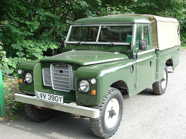 Land Rover Series III #2