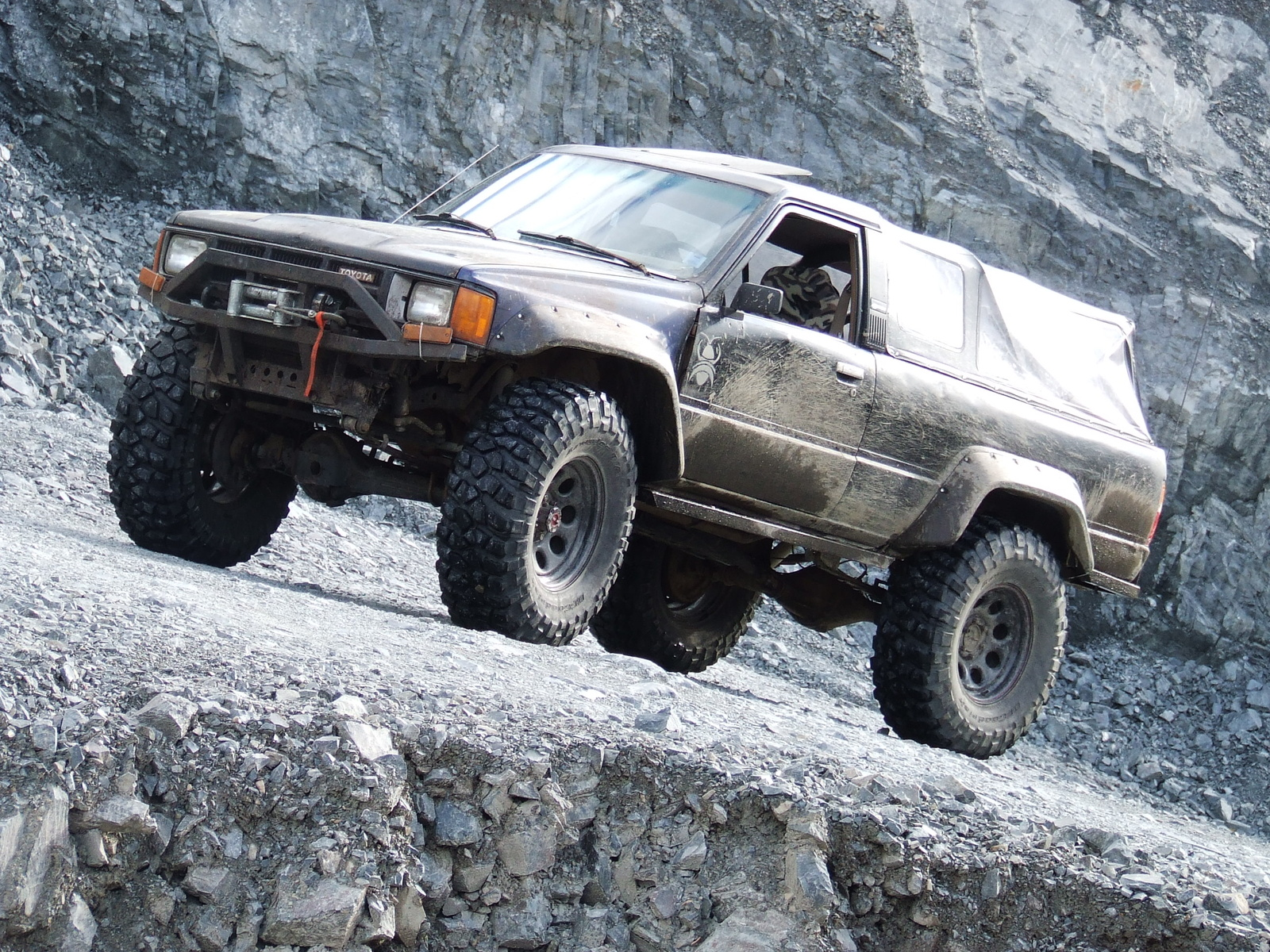 1984 Toyota 4runner Information And Photos Momentcar 1989 Sale 1