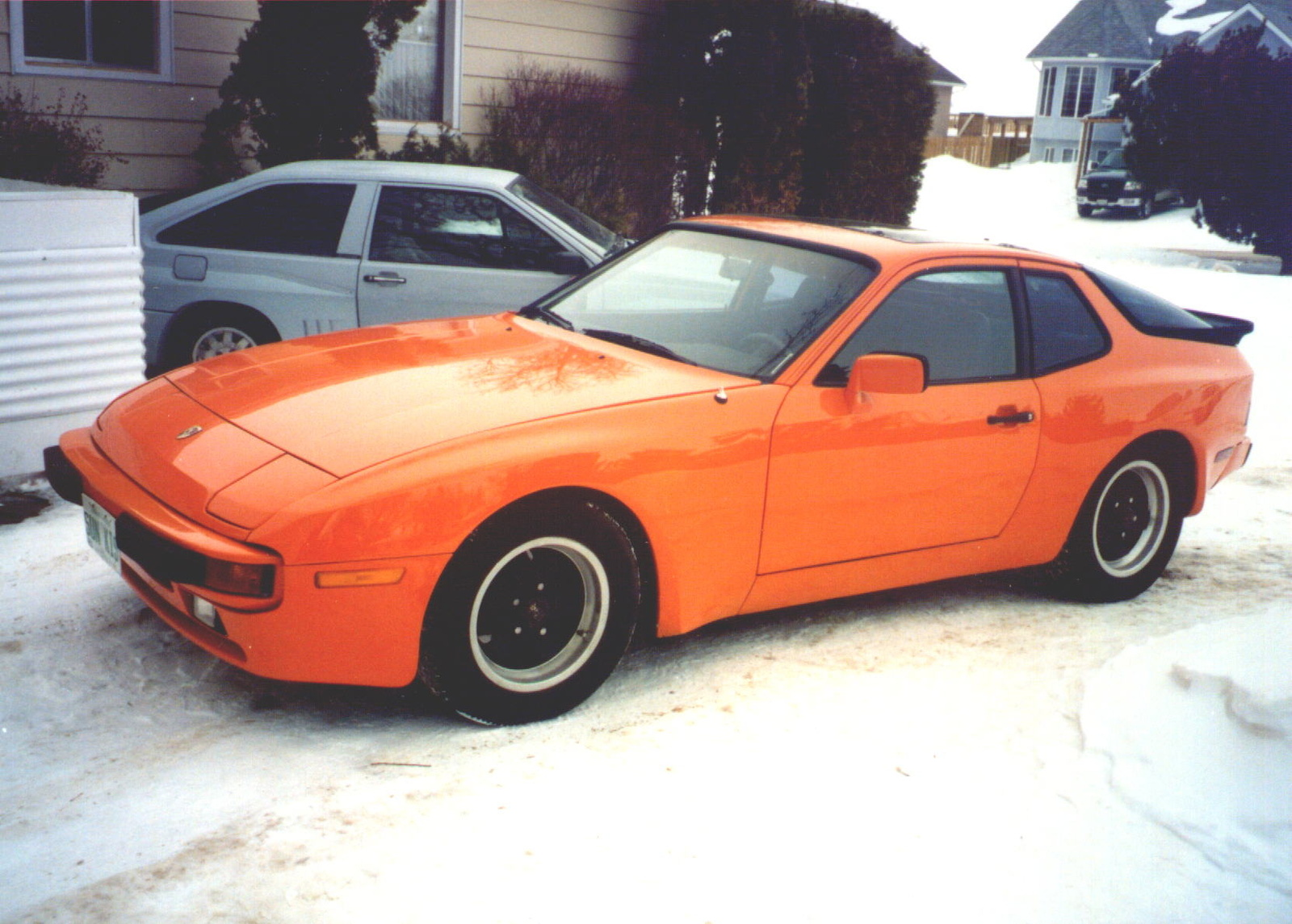 1984 porsche 944 information and photos momentcar. Black Bedroom Furniture Sets. Home Design Ideas
