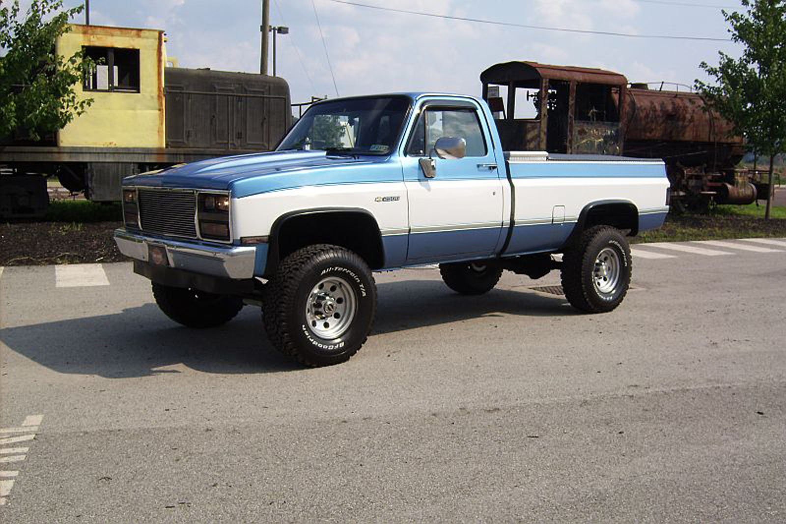 1984 Chevrolet C20/K20 - Information and photos - MOMENTcar