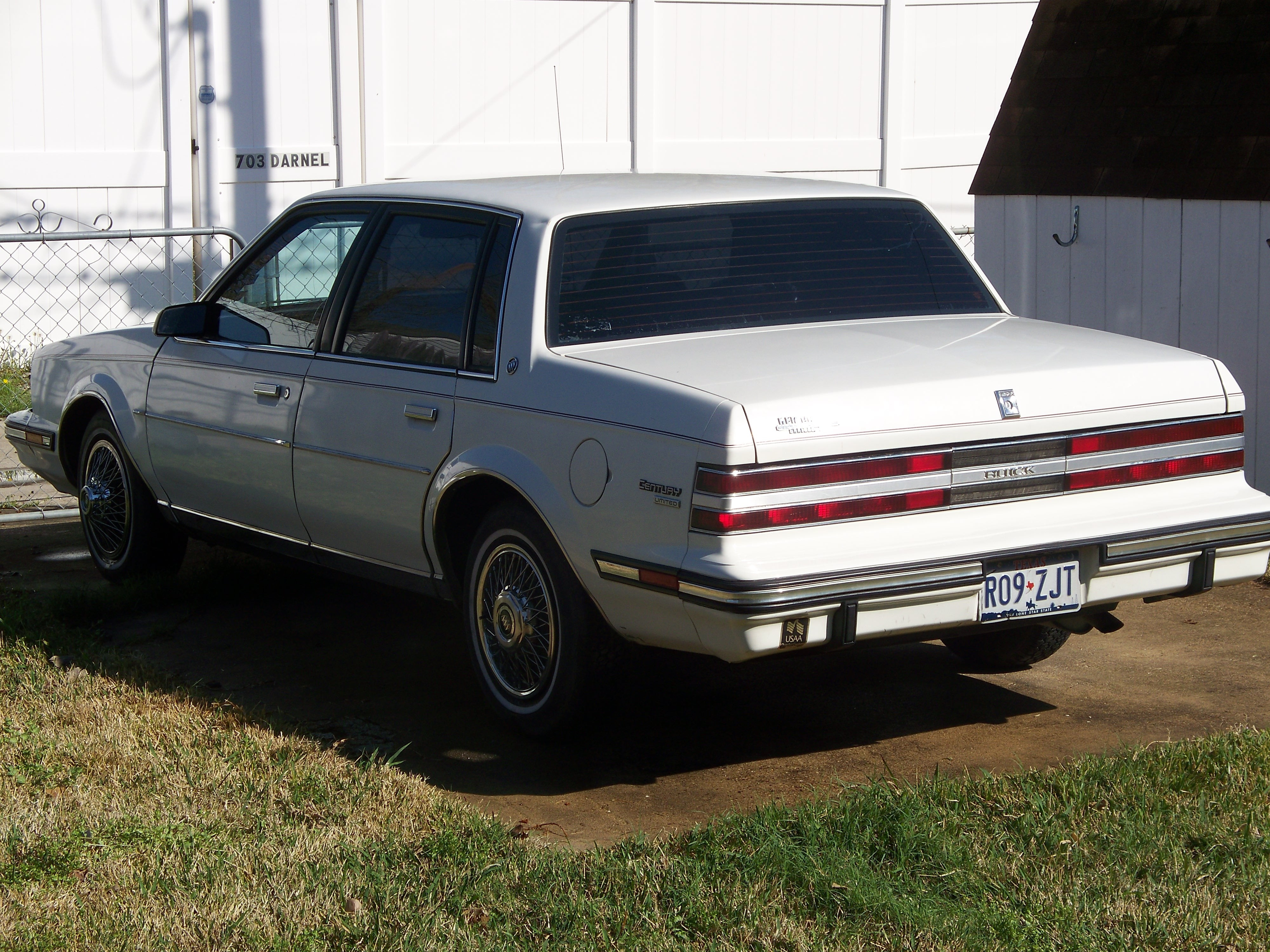 Toyota Of Somerset >> 1985 Buick Century - Information and photos - MOMENTcar