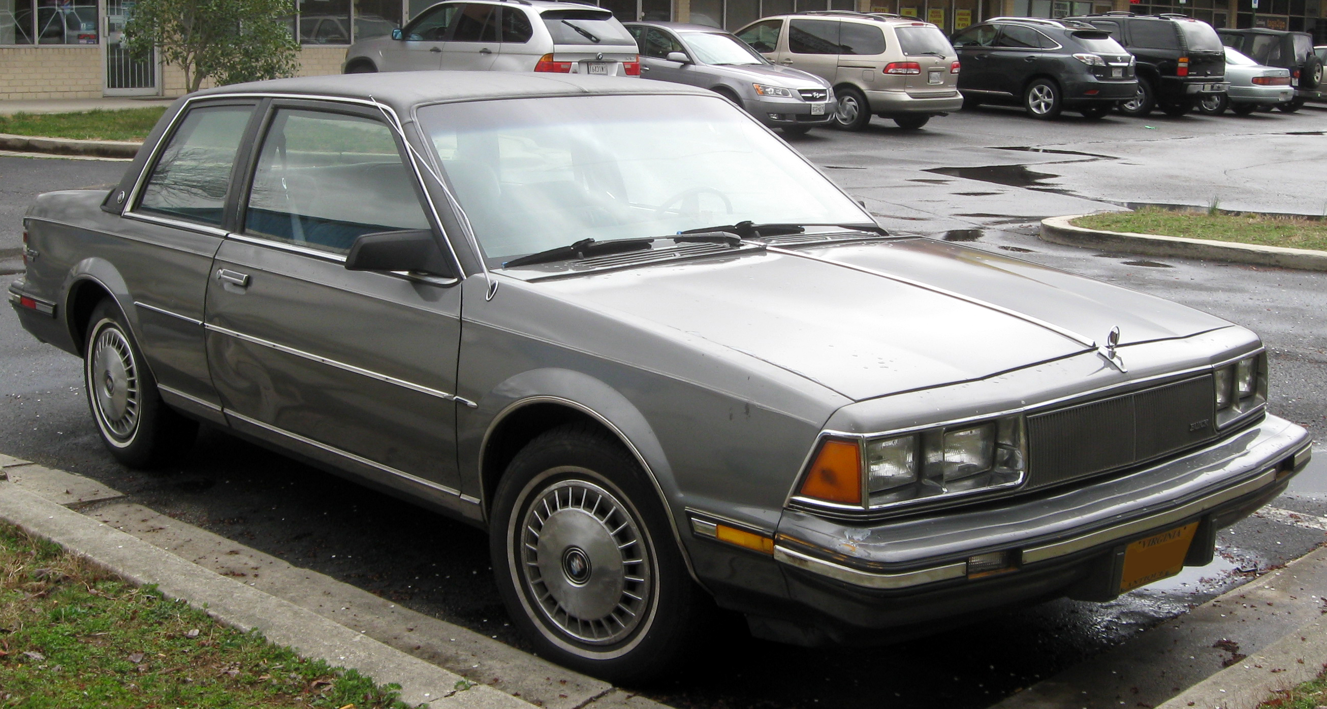 1985 Buick Century Information And Photos Momentcar