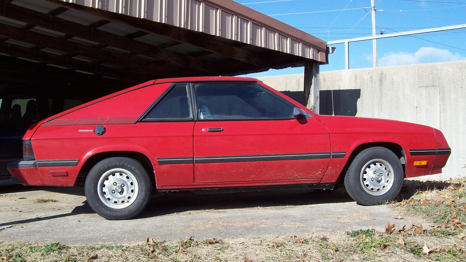 1985 Dodge Charger Information And Photos Momentcar